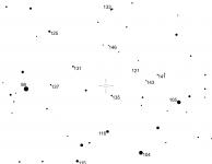 Update van AAVSO kaarten veranderlijke sterren.