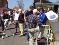 Romantische markt, Olen, 1 mei 2013