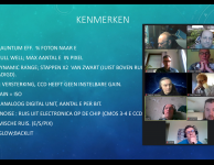 Helios zoomvergadering van 11 april 2021