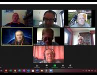 Helios zoomvergadering van 9 mei 2021