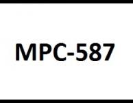 Drie decennia MPC-587