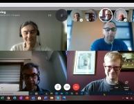 Helios Skype vergadering 12 juli 2020