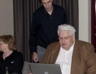 Afdelingsavond, 11 februari 2011 met Felix Verbelen