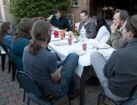 Scheldeland BBQ, 1 juli 2011
