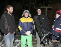 10 februari 2012: VVS Scheldeland Afdelingsavond en waarnemen