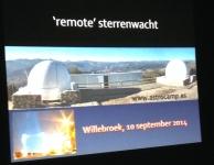 Arie Nagel en zijn remote sterrenwacht in Nerpio