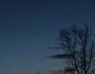 Komeet C2011-L4 PANSTARRS vanuit Lokeren