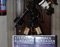 Sterrenkijkdagen te Hoegaarden