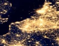 Nieuwe sattelietfoto België beschikbaar