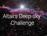 Altaïrs Deep-Sky Challenge juli 2020
