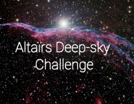 Altairs Deep-Sky Challenge augustus 2021