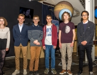 Vlaamse sterrenkundeolympiade bekroont finalisten 2018