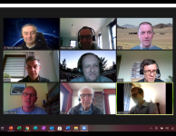 Helios zoom vergadering van 14 maart 2021