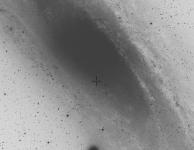 Hubble's nova (1923) terug in uitbarsting.
