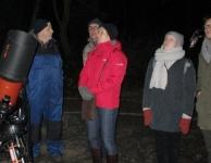 VVS Klein-Brabant, 23 februari 2018: Sterrenkijkdagen te Willebroek