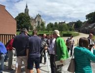 Zonnekijkdag 3 juli 2016 in Averbode