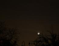 Sprookjesachtig maantje