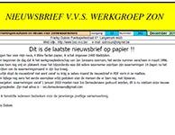 Nieuwsbrief december 2017 Werkgroep Zon