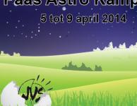 Paas Astro Kamp 2014