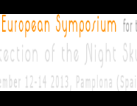 European Symposium for the protection of the Night Sky