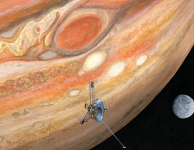 4 decennia geleden: Pioneer 10 nabij Jupiter