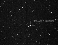 Een nieuw variabel object in Centaurus