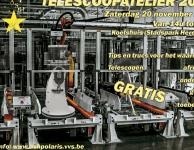 Telescoop Atelier in Herentals