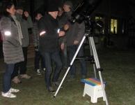 Earth Hour 2018, Eco Centrum De Goren, Mol