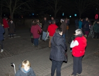 Earth Hour 2018, Eco Centrum De Goren, Mol