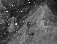 IC 5070 10 x 15 min Halpha