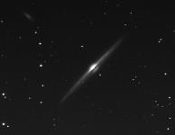 NGC 4565 12 x 15 min Luminance