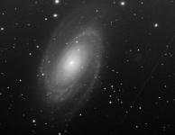 M81 8 x 15 min Luminance