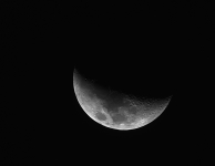 Maan 20 x 2/100 sec Halpha