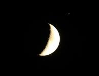 Samenstand Maan Saturnus 31 augustus 2014