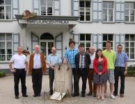 VVS werkgroep Astro-geschiedenis Brugge Beisbroek