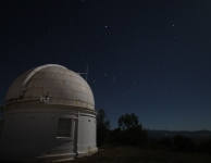Night Sky Down Under Reynolds dome Mount Stromlo - Australia