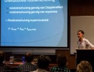 Marine De Clerck koos als onderwerp: PSR J1210-5209 kandidaat als quarkster?
