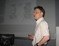 Bart Hendrickx sprak over de Russische Space Shuttle Buran