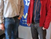 Bram Goossens en Fabian Neyer