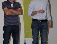 Maarten en Patrick