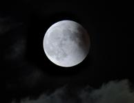 Gedeeltelijke Maansverduistering