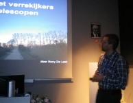 Beeldverslag: Deep-Sky Dag, 27 oktober, Urania.