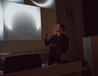 Xavier Jubier analysing the Chromosphere