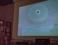 Ellen Bruijns over de Totale Zonsverduistering 20 maart 2015, Far Oer