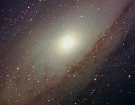 M31 vanuit Leest