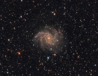 NGC 6946, The FireworksGalaxy