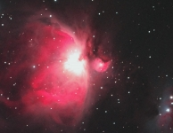 M42 In sterrenbeeld Orion met Celestron C11 edge HD