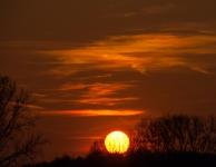 Zonsopkomst/zonsondergang