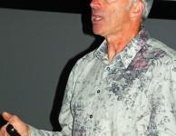 Louis Beyens - die vertelt over de klimaatopwarming in de Arctis