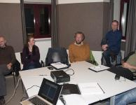 18 oktober 2013 VVS Scheldeland Informele babbel